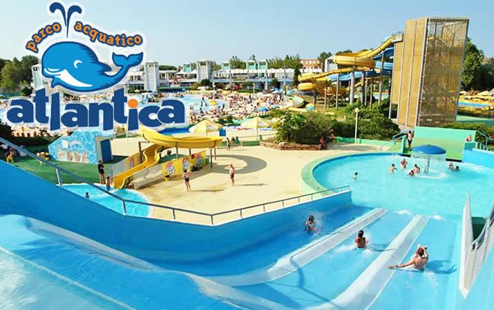 Atlantica, parco acquatico a Rimini