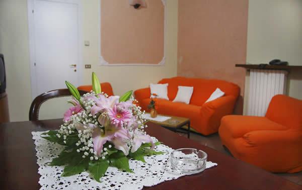 Salotto appartamento a Rimini